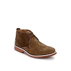 Brown Boots By United Colors of Benetton