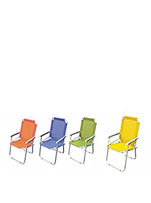 Galileo Casa Klappstuhl 6er Set mehrfarbig