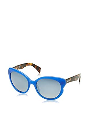 Just Cavalli Sonnenbrille JC656S (57 mm) blau/havanna