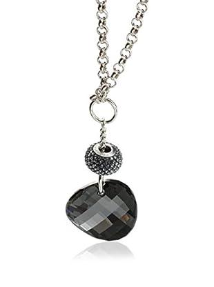 Yasmine Halskette Black Diamond