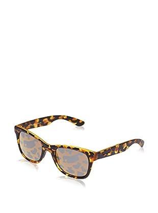 Italia Independent Gafas de Sol 0090.ZEB.017 (50 mm) Negro / Miel