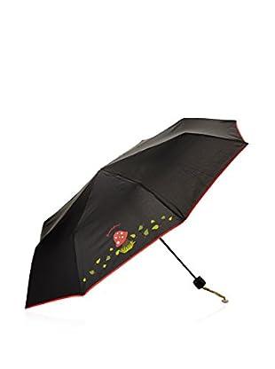 Braccialini Regenschirm  schwarz