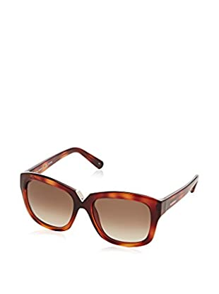 VALENTINO Sonnenbrille V664S 55 (55 mm) havanna