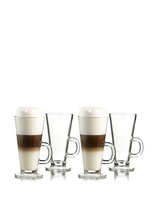Style Setter Set of 4 Tall Boy 9.5-Oz. Irish Coffee Mugs