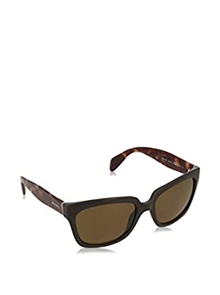 PRADA BROWN WITH BROWN POLARIZED