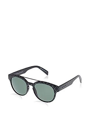 ITALIA INDEPENDENT Sonnenbrille 0900T-CAM-50 (50 mm) schwarz/weiß