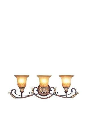 Crestwood Vanessa Bath Light, Verona Bronze