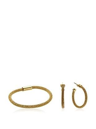 United Pearl Set braccialetto e orecchini