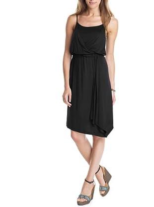 ESPRIT Vestido Jacklyn (Negro)