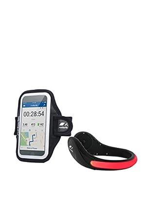 Runtastic Set Running Sporthalterung Handy + Sicherheitsschuhclip