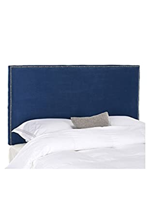 Safavieh Sydney Headboard, Full Size, Royal Blue