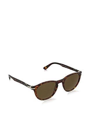 Persol Gafas de Sol Polarized Polarized Mod. 3152S 901557 (49 mm) Havana