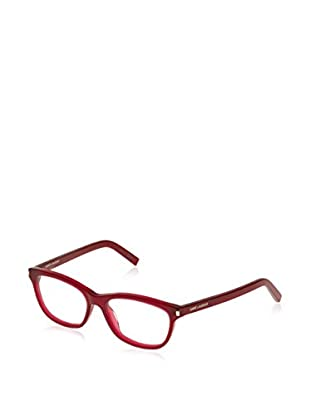 Yves Saint Laurent Gestell 12 (52 mm) bordeaux