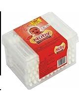 Nuby STOPPER BUDS 55 STIKS SQURE BOX