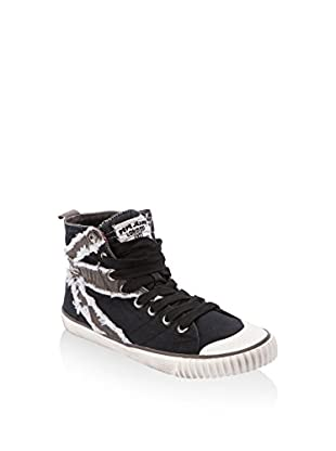 Pepe Jeans Hightop Sneaker Industry Flag Stitch