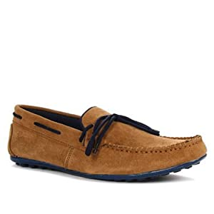 B&B Appealing tan Boat Shoes