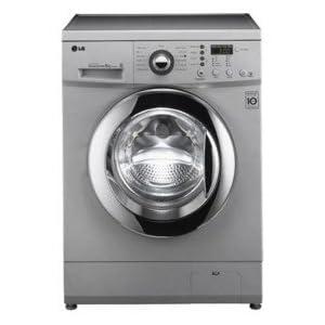 LG F12B4WDP25 6.5Kg Front Loading Fully Automatic Washing Machine