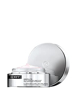 KORFF MILANO Anti-Ageing Cream Brightener 50 ml, Preis/100 ml: 149.9 EUR 50 ml