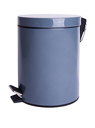 Mülleimer 5 L grau