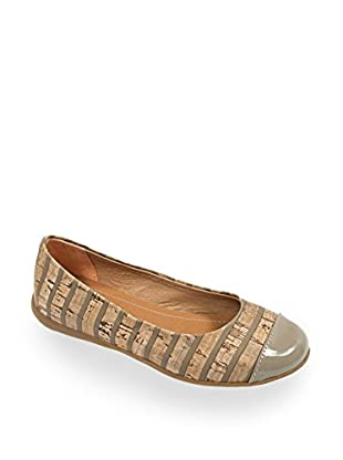 Yoopi Kid's Plaid Toe Mary Jane