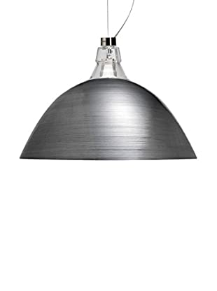 FOSCARINI Pendelleuchte Bell aluminium