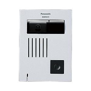 【クリックで詳細表示】パナソニック電工(Panasonic) カラーカラーカメラ付ドアホン子器(露出型) WQD852S