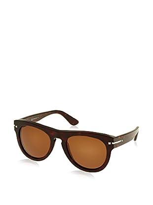 Valentino Sonnenbrille V701S_215 (53 mm) dunkelbraun