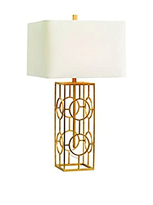 Couture Brentwood Table Lamp, Gold