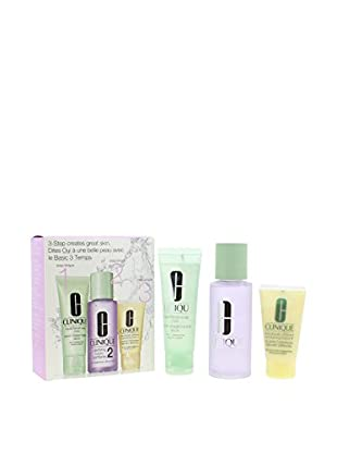 Clinique Kit Facial 3 Piezas Intro System Type 02