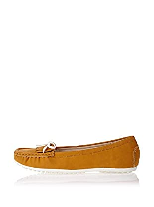 Rax Max Mocasines Cherry (Camel)
