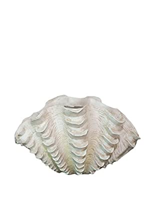 Three Hands Resin Clam Shell Statue