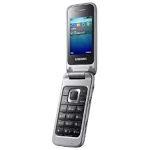 Samsung Metro GT-C3520 Smartphone-Silver