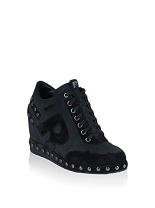 Ruco Line Sneaker Zeppa 2556 Studs Bijoux