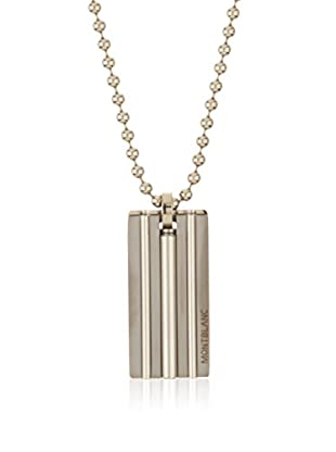 Montblanc Collar Tantalum plata de ley 925 milésimas