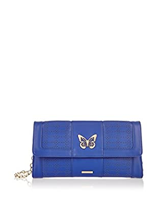 Paris Hilton Clutch (Blau)