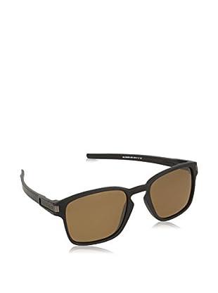 Oakley Sonnenbrille Latch Sq (52 mm) schwarz