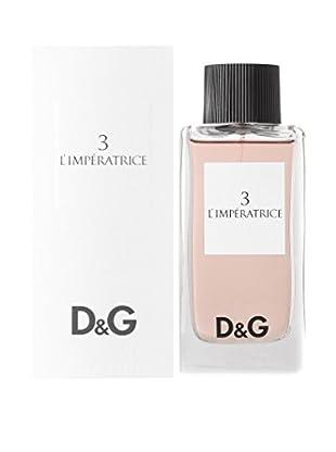 Dolce & Gabbana Eau de Toilette Mujer L