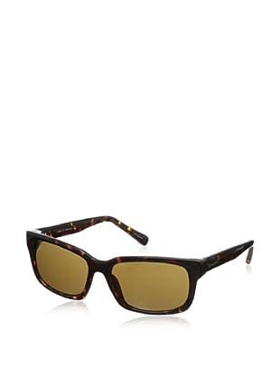 Cole Haan Men's 7028A 21 Sunglasses, Tortoise