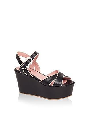 Pollini Keil Sandalette Jap90