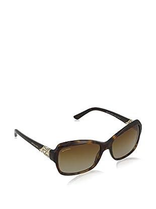 Bulgari Gafas de Sol Polarized 8153B 504/ T5 (57 mm) Havana