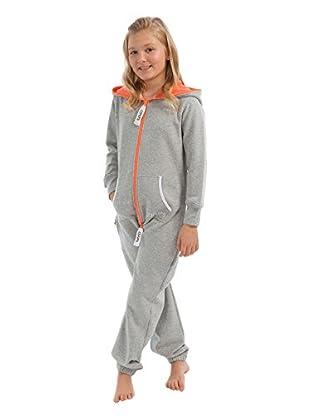 ZIPUPS kids Mono-Pijama Neon