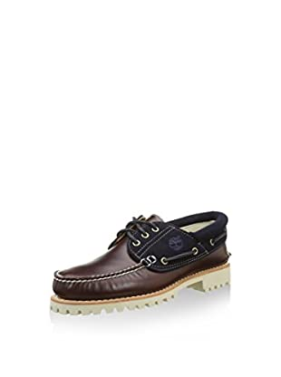 Timberland Náuticos Authntic 3 Eye Fl Br Light