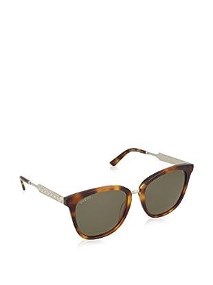 Gucci Gafas de Sol 0073S_003 (55 mm) Havana
