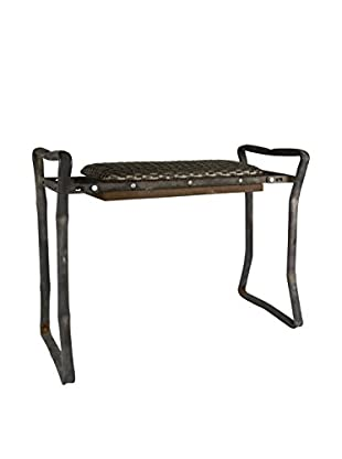 Uptown Down Previously Owned Small Spring-Loaded Folding Bench