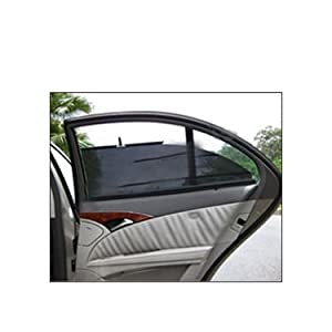 Set of 4Pcs Car Automatic Side Window Sun Shade For Innova
