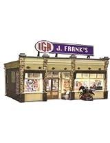 HO Built-Up J. Franks Grocery