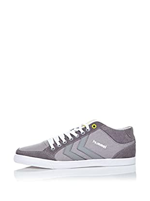 Hummel Sneaker Slim Stadil Oneway Mid (dunkelgrau)
