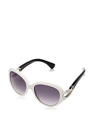 Alexander McQueen Sonnenbrille AMQ 4217/S (56 mm) weiß
