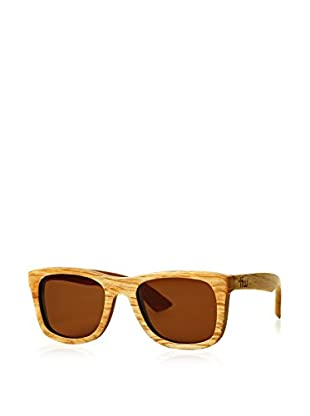Time For Wood Sonnenbrille Polarized Caviuna (50 mm) braun