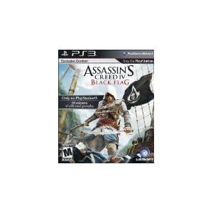 Ubisoft Assassin's Creed IV: Black Flag-PS3